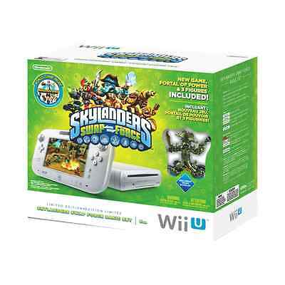 Nintendo Wii U - Skylanders SWAP Force Starter Pack Limited Edition Bundle