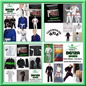 KARATE UNIFORMS GI, JUDO UNIFORMS GI, TAEKWODNO UNIFORMS GI, KUNG FU UNIFORMS GI, JIU-JITSU GIS UNIFORM BJJ GI, BOXING G