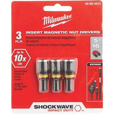 Milwaukee Shockwave Best Premium 5/16