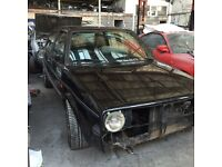 Golf mk2 vr6 left hand drive breaking can post