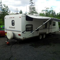 32 ft, Rockwood Trailer