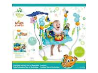 Finding Nemo Jumperoo & Walker set