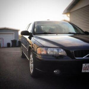 2001 Volvo S60 T5 trade for Atv or Dirtbike