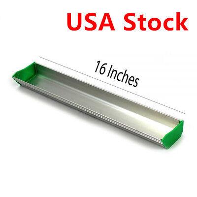 Us Stock 16 Emulsion Scoop Coater Silk Screen Printing Aluminum Coating Tool