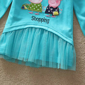 Peppa le Cochon,Peppa Pig ROBE,LEGGING,TUTU West Island Greater Montréal image 3