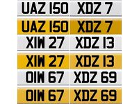 *WANTED* NI 1,2,3 Digit Number Plates- BMW VW AUDI MERC
