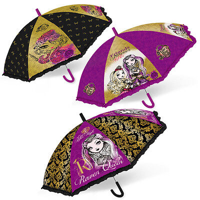 SP199 Ever After High Regenschirm Kinder Mädchen Schirm Stockschirm Kinderschirm ()