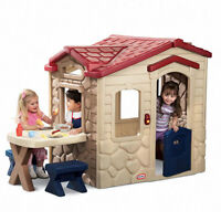 BRAND NEW Little TIkes Picnic on the Patio PLAYHOUSE