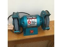"6"" electric bench grinder in FWO"