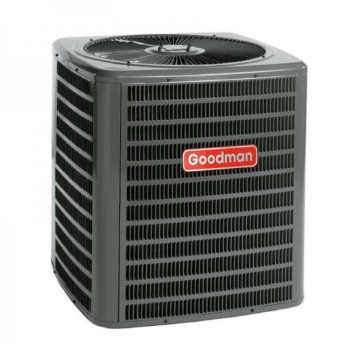 5 Ton Goodman 16 Seer R-410a Two-stage Heat Pump Condenser