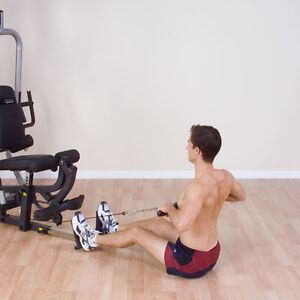 BodySolid G5S, all-in-one work out unit. Cambridge Kitchener Area image 2