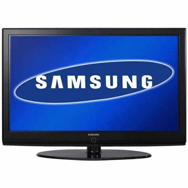 "Samsung 32"" inch LCD TV HD Ready with Freeview Built in 2 x HDMI, not 37 40 28 Will Deliver Locally"