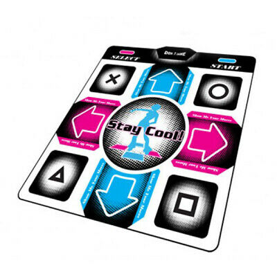 Playstation 2 PS2 Wired Regular DDR Dance Pad Mat New for PS 1 and PS 2 for sale  Shipping to South Africa
