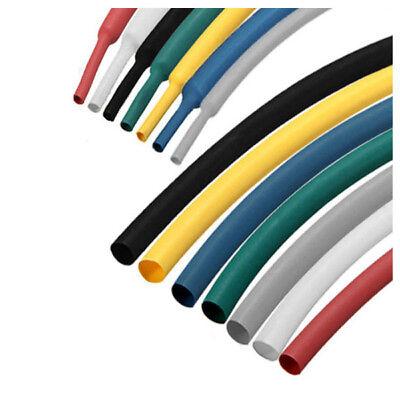 8.0mm 21 Polyolefin Heat Shrink Tubing Tube Sleev Sleeving Wrap Z1d5