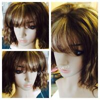 Toronto's Best Wig Store: Glueless, Full Lace, Lace Front, Silk