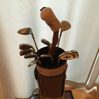 ensemble de golf pour femme gauchère