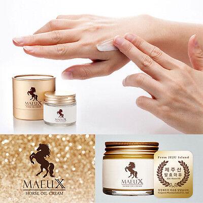 MAEUX Horse Oil Cream 70ml Moisturizer Anti-Wrinkle/Whitening Treatment