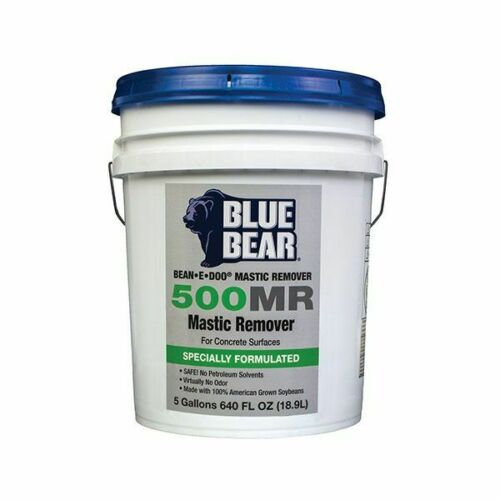 Blue Bear Franmar 500MR Beanedoo Mastic Remover - 5 Gallon