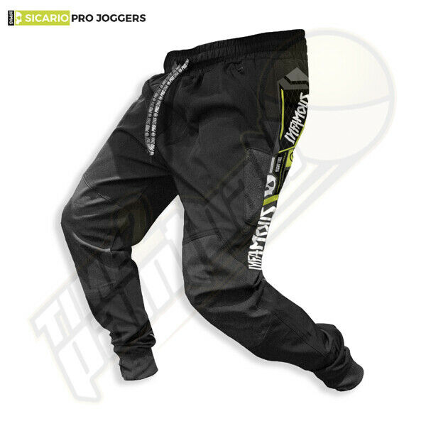 Infamous Pro DNA Sicario Jogger Pants Grey - Small **FREE SHIPPING**