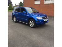 2 Suzuki Grand Vitara both sold with full mots loads of new parts