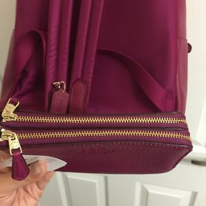 Authentic COACH BNWT backpack AND matching wristlet!  Kitchener / Waterloo Kitchener Area image 6