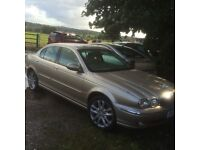 JAGUAR X TYPE BREAKING FOR SPARES / PARTS