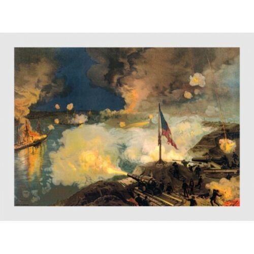 "Two Battle of Port Hudson 18"" x 24"" Art Prints"