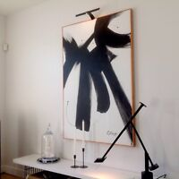 tableau, toile style abstrait, abstract painting