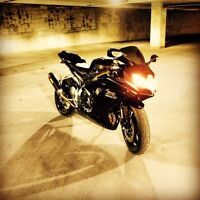 The one and only. GSXR 750