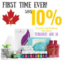 Young Living Essential Oils Starter Kit 10% OFF!!