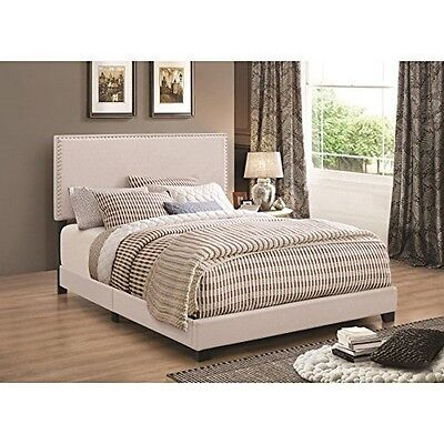 Coaster Home Furnishings 350051T Twin Bed Ivory  NEW