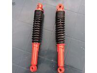 Honda cg125 1994 rear shocks
