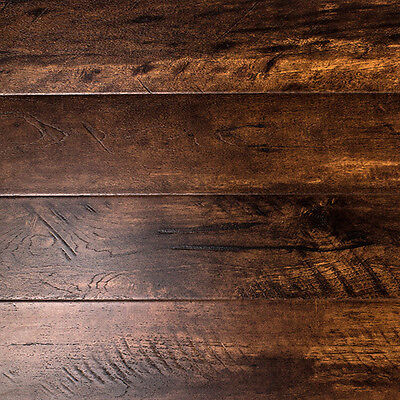 12.3mm Feather Out of Aspen Plank Laminate Floor 28-2806 -SAMPLE