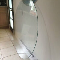 verre protecteur pour table/ protective glass for table top