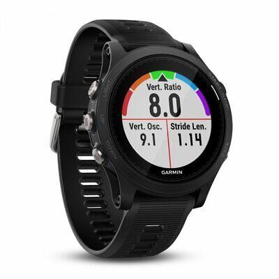 Garmin Forerunner 935 Black Running Triathlon Watch With GPS 010-01746-00