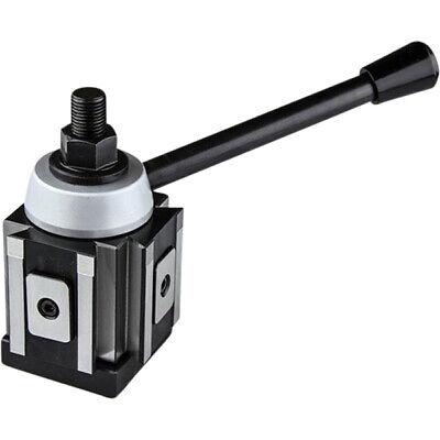Axa Piston Tool Post Up To 12 Cnc Swing Lathe Quick Change Holder 250-100