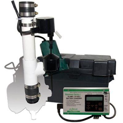 Zoeller 507-0005 - Sentryreg Battery Backup Sump Pump System 900 Gph 10