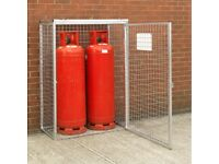Wanted: Outdoor storage space for propane gas cylinders