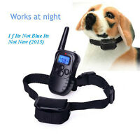 Training Collar 2015 rechargeable-Waterproof