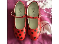 Flamenco Shoes Uk 1, as new.