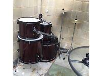 Full set drums