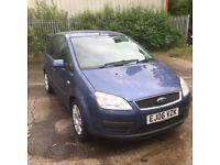 Ford Focus C Max, 2006, 1.6 Petrol, 64,000 Miles Excellent Condition