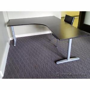 Assortment of Affordable, Quality L-Suite Office Desks $175-$250