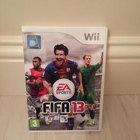 FIFA 13 for Wii
