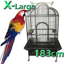 quality 183cm bird cage open roof aviary wheels Riverwood Canterbury Area Preview