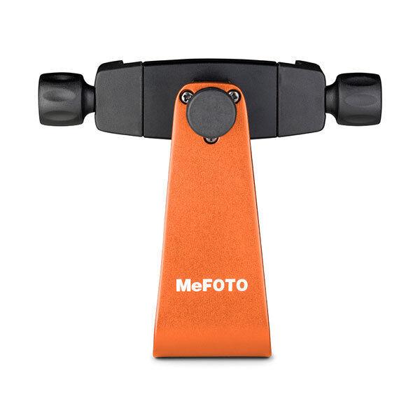 MeFoto SideKick360 MPH100 Phone Adapter Clamp for Tripod Ball Head * ORANGE