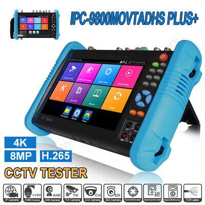 Camera Tester 7full Function Ahd Cvi Tvi Sdi Ipc Dmm Tdr Ipc-9800movtadhs Plu