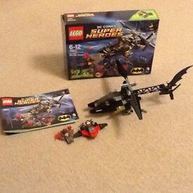 Lego Super Heroes Batman no 76011 (excellent condition)