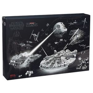 Star Wars Risk: The Black Series Board Game, Brand New in Shrink