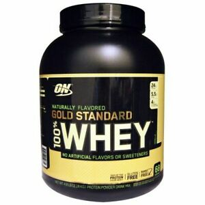 ON Gold Standard 100% Whey Protein, Naturally Flavored Vanil